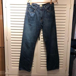 J.Crew straight leg jeans- 34x32